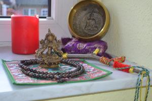 Die Weisheit Buddhas auf russisch @ Reiki in Schönow